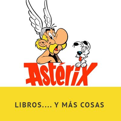 Colecci�n libros Asterix